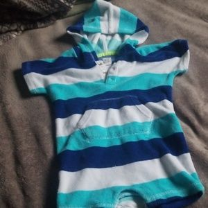 Gap baby Terry one piece